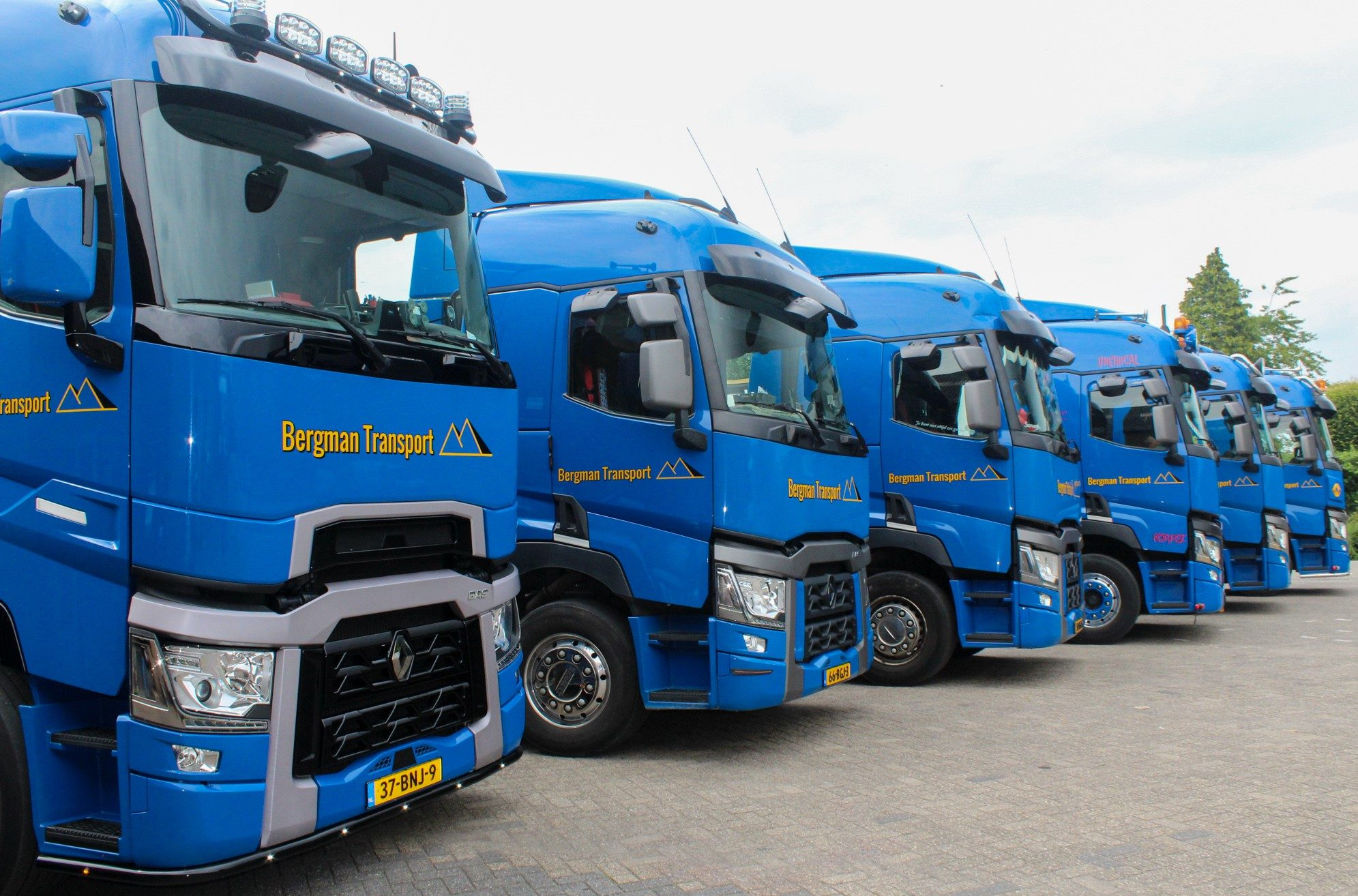 Bergman Transport BV